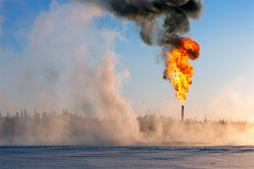 Texas Methane and Flaring Coalition proposes a weak goal for ending routine flaring